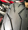 Vỏ Pirelli 100/80-17 Diablo Rosso Sport