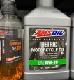 Nhớt chiết lẻ Amsoil 10W30 Synthetic Metric (150ml)