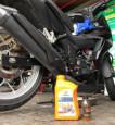 Nhớt chiết lẻ Repsol Moto Sintetico 4T 10W40 (100ml)