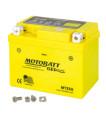 Bình ắc quy khô Motobatt Gel MTZ5S