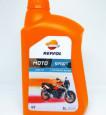 Repsol Moto Sport 4T 10W40 1lit