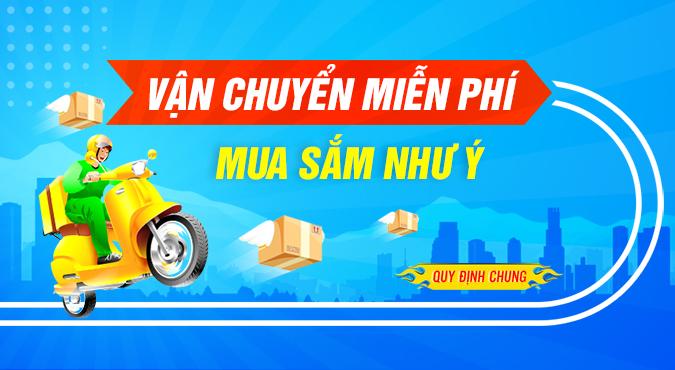 mien phi van chuyen