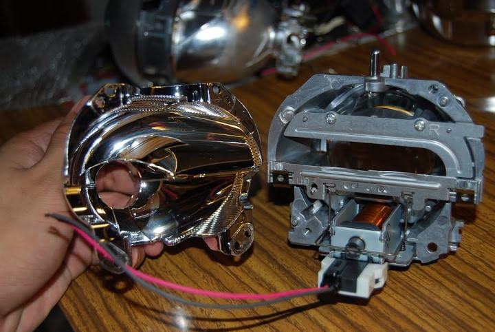Có nên lắp đèn gương cầu cho xe máy - 2