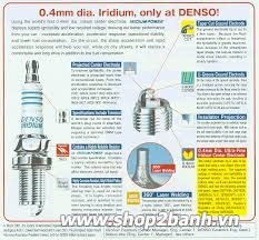 Bugi denso iridium racing iu01-24 - 2
