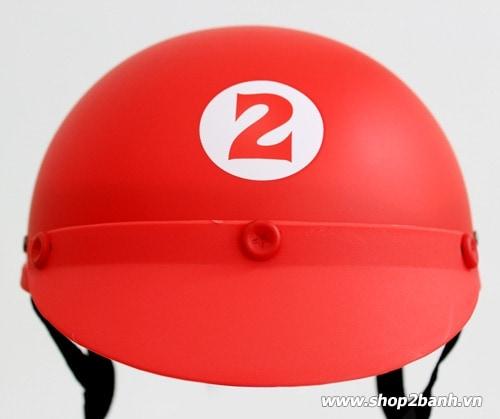 Nón bảo hiểm 2banhvn - 1