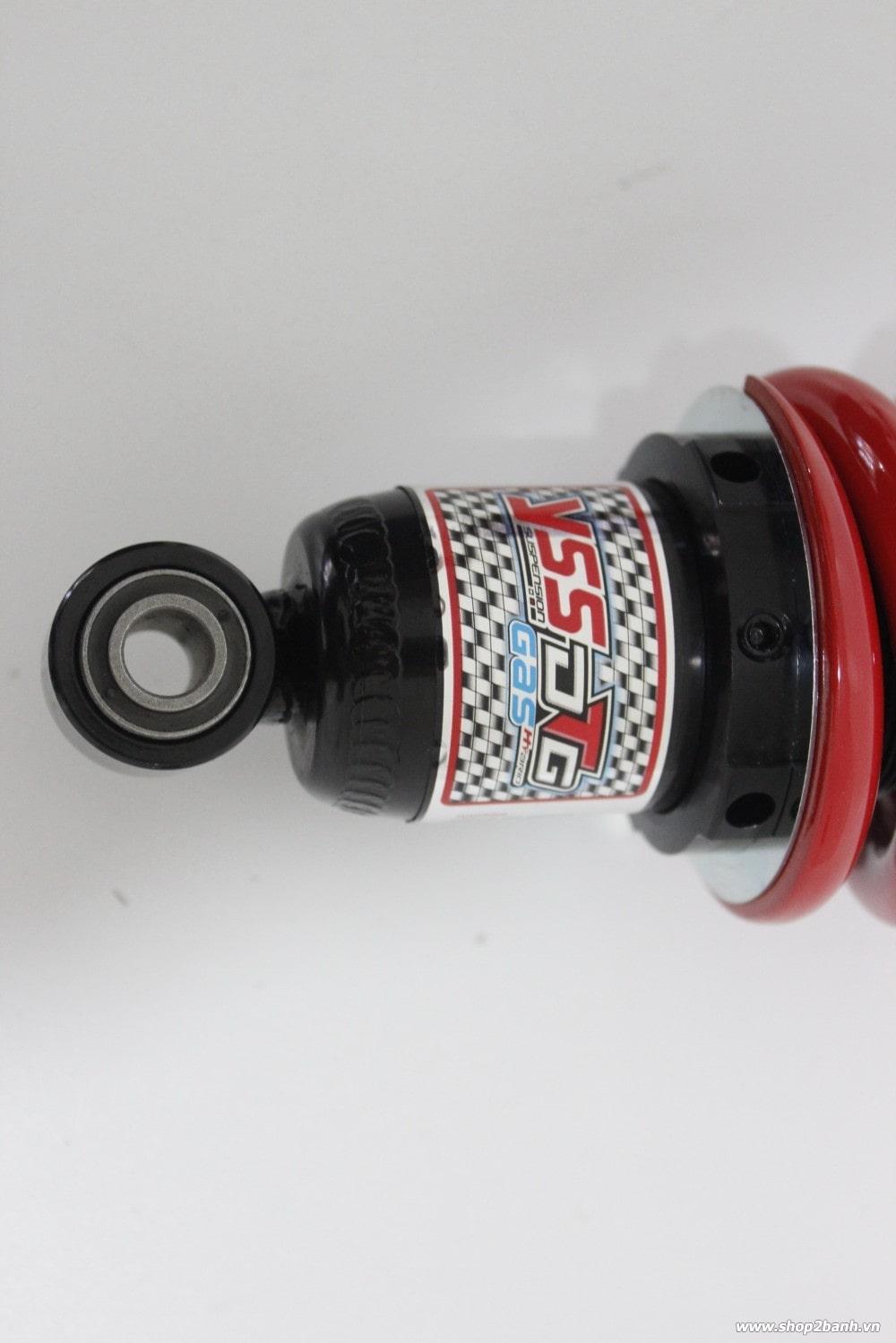Phuộc yss hybrid m302 đenđỏ yamaha exciter 135 - 2