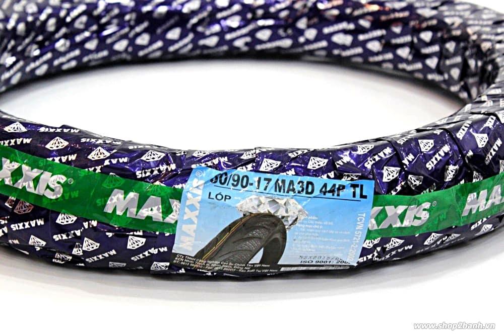Vỏ xe maxxis 8090-17 - 2