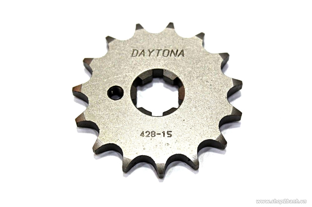 Nhông tải daytona raider 150 satria f 150 belang 150 exciter 135150 15t răng - 1