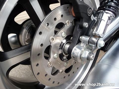 Cách sử dụng phanh đĩa xe máy an toàn - 1