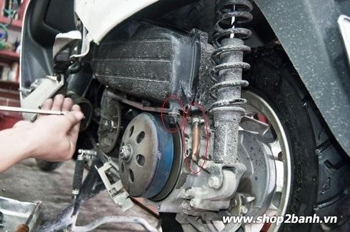 Lọc gió bẩn ảnh hưởng đến việc hao xăng xe máy - 7