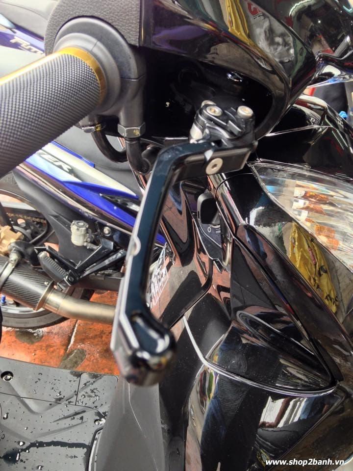Honda sh300i 2015 độ đồ chơi khủng tại sài thành - 7