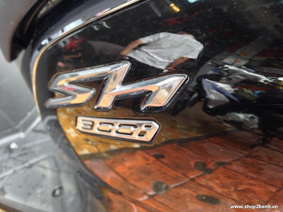 Honda sh300i 2015 độ đồ chơi khủng tại sài thành - 3