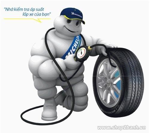Áp suất bơm hơi ảnh hưởng đến lốp xe tay ga như thế nào - 2