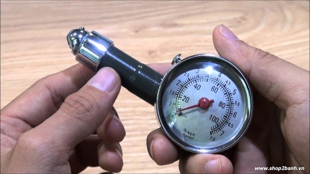 Áp suất bơm hơi ảnh hưởng đến lốp xe tay ga như thế nào - 3