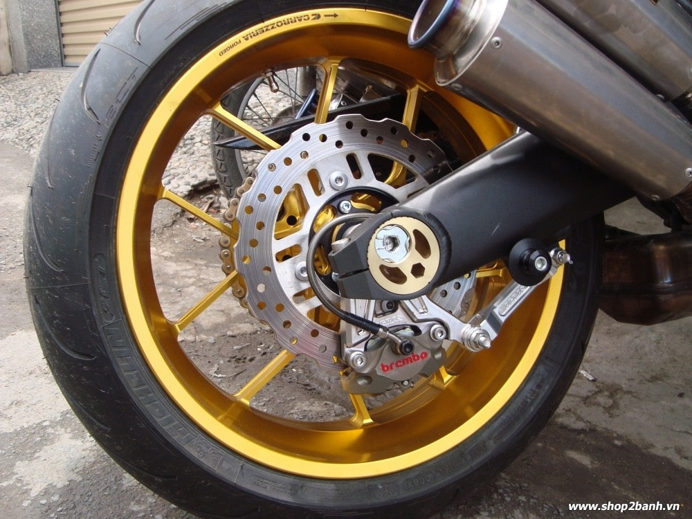 Cách sử dụng vỏ không ruột xe máy được bền lâu - 5