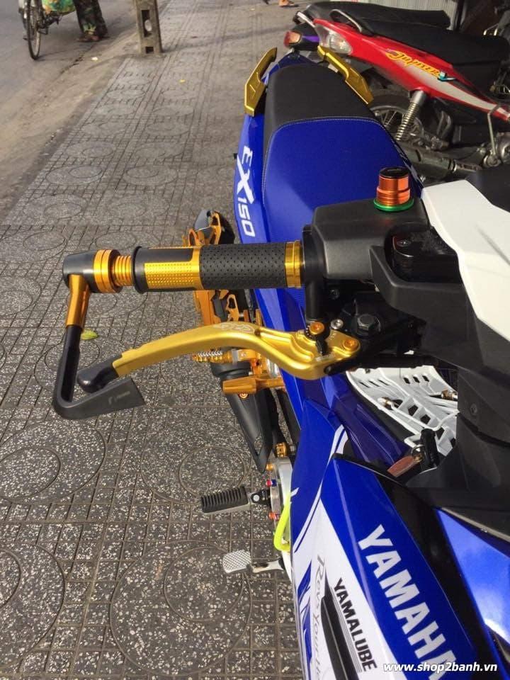 Exciter 150 lên full đồ chơi nổi bật của biker kiên giang - 2
