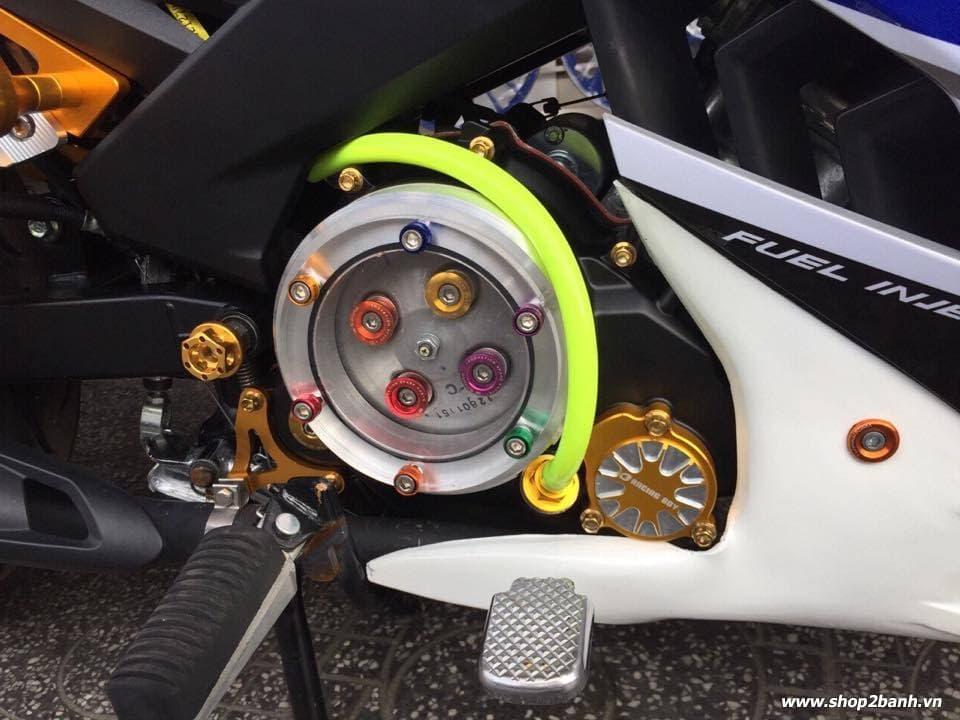 Exciter 150 lên full đồ chơi nổi bật của biker kiên giang - 6