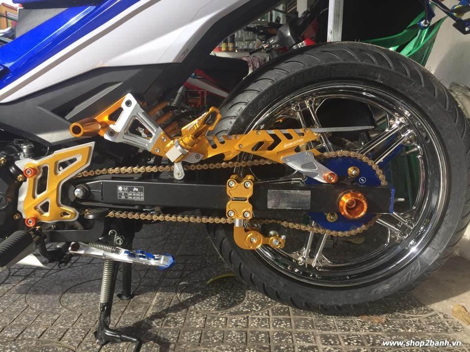 Exciter 150 lên full đồ chơi nổi bật của biker kiên giang - 7