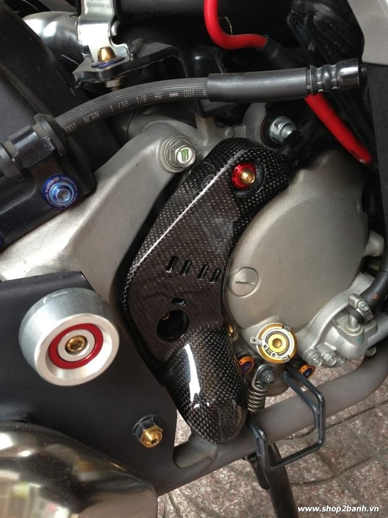 Honda sh độ kiểng full đồ chơi nổi bật tại sài gòn - 4