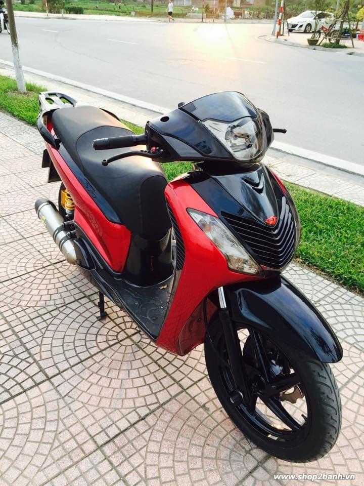 Honda sh 2010 lên nhiều đồ chơi từ a đến z nổi bật - 2
