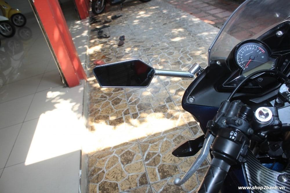Kính chiếu hậu iphone xéo - 2