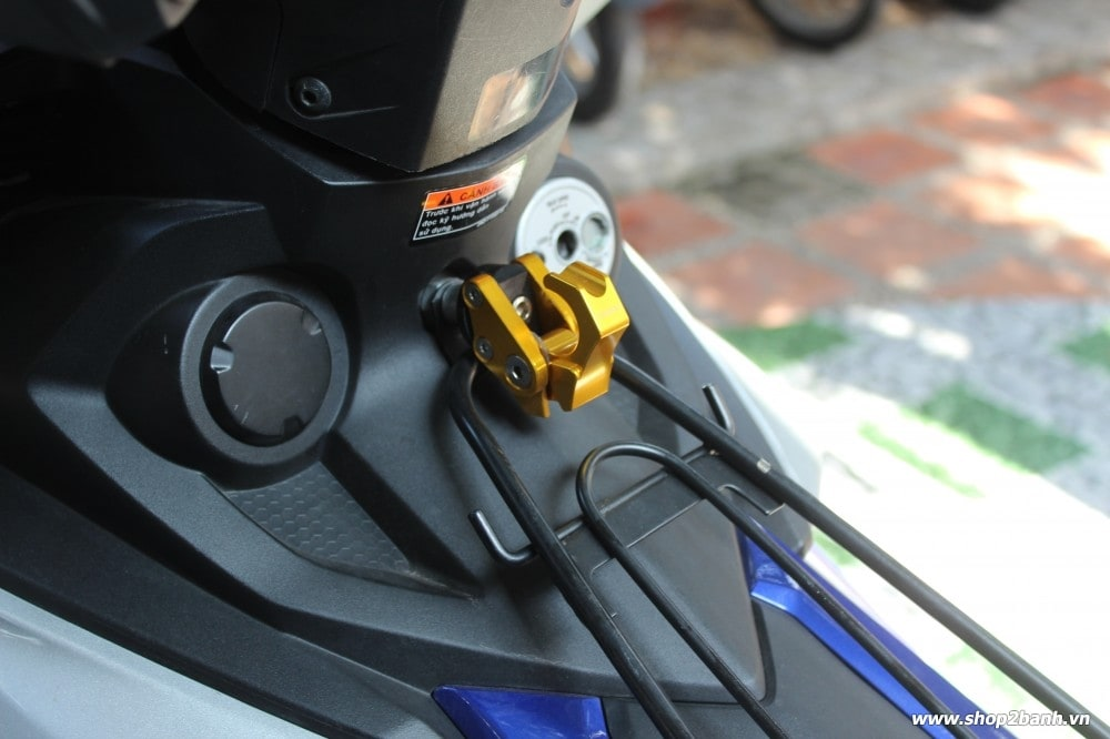 Móc treo đồ biker - 1