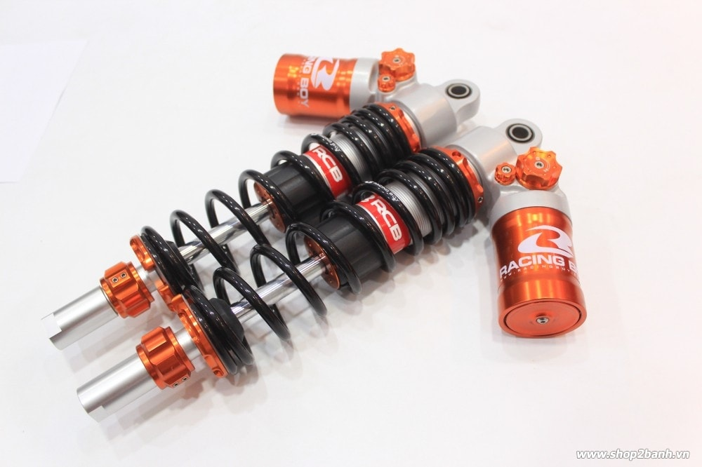 Phuộc rcb bình dầu chính hãng cho shvn sh300i có tăng chỉnh - 1