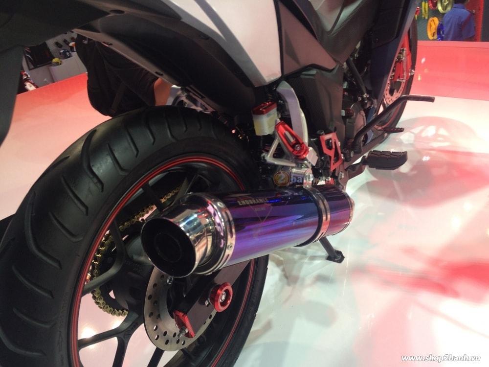 Honda winner 150 độ kiểng với đồ chơi endurance chính hãng - 7