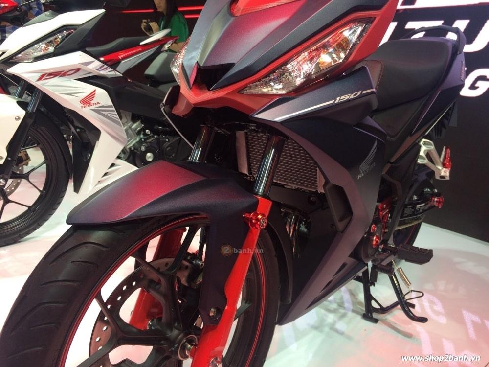Honda winner 150 độ kiểng với đồ chơi endurance chính hãng - 3