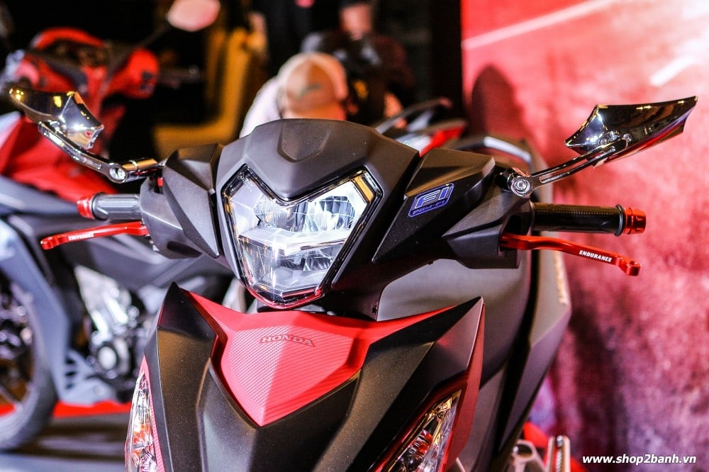 Honda winner 150 độ kiểng với đồ chơi endurance chính hãng - 2