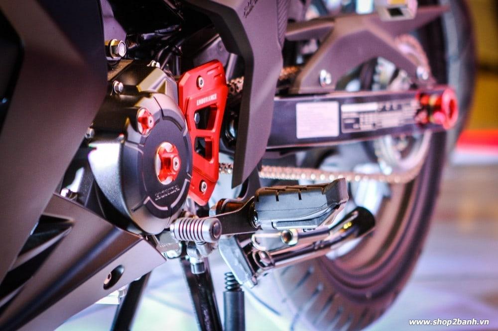 Honda winner 150 độ kiểng với đồ chơi endurance chính hãng - 4