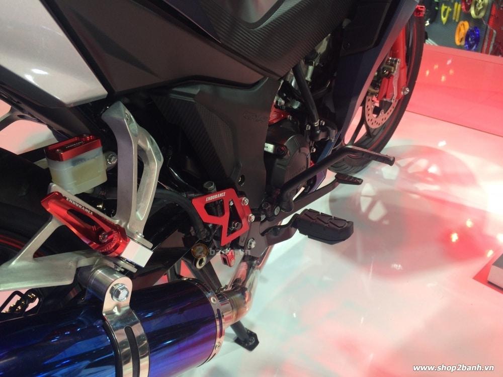 Honda winner 150 độ kiểng với đồ chơi endurance chính hãng - 6