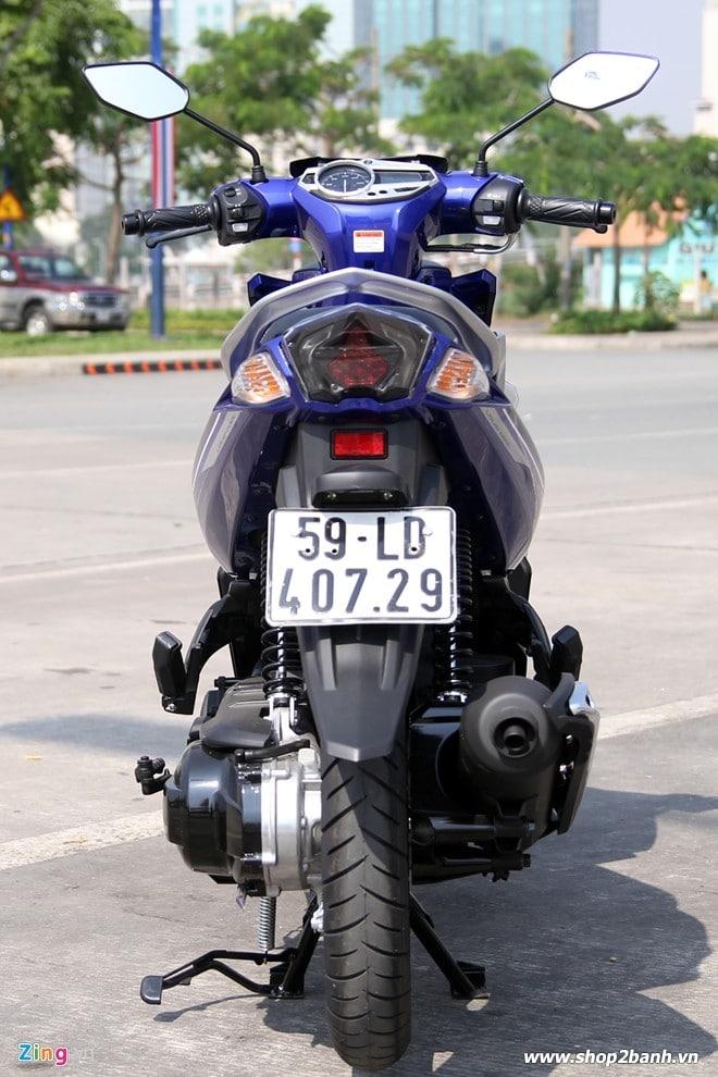 Vỏ maxxis 8090-16 chính hãng cho nouvo sx - 1