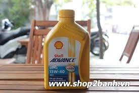 shell advance ax5 15w40 08l - 1