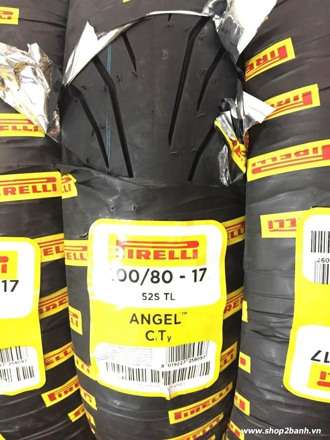 Vỏ pirelli 10080-17 angel city - 1