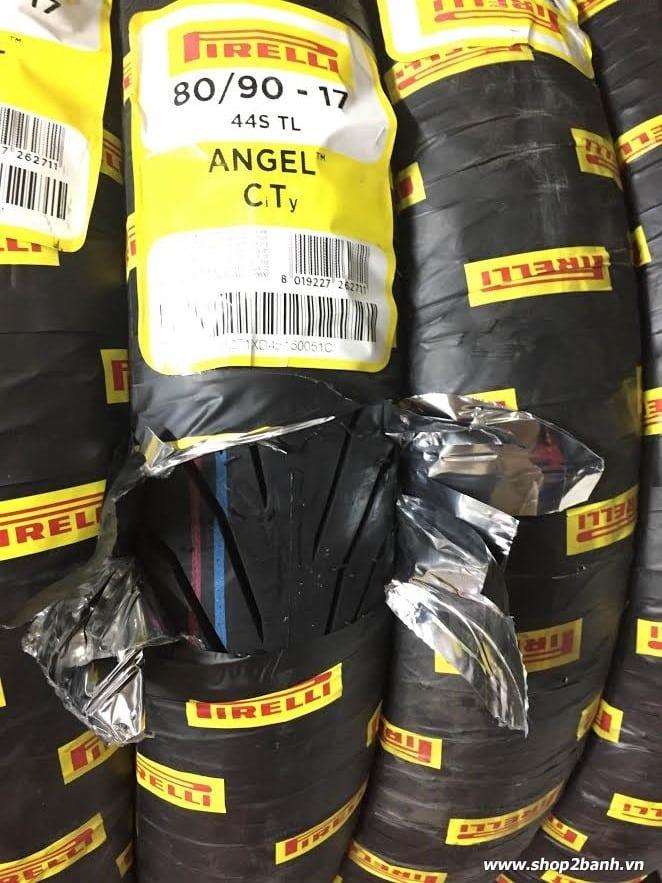 Vỏ xe pirelli 8090-17 angel city - 1