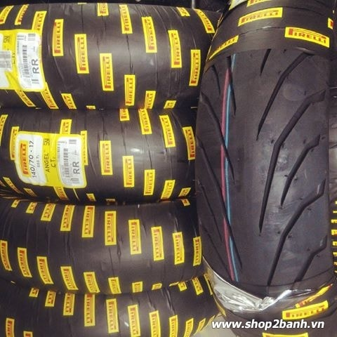 Vỏ xe máy pirelli 14070-17 angel city - 1