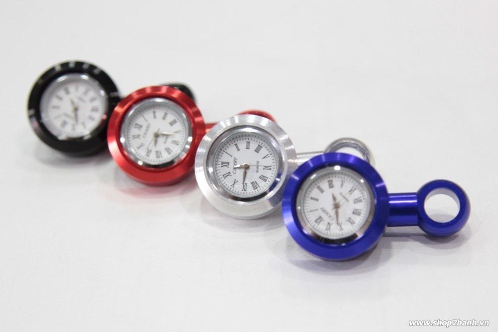 Đồng hồ mini gắn chân kính - 1