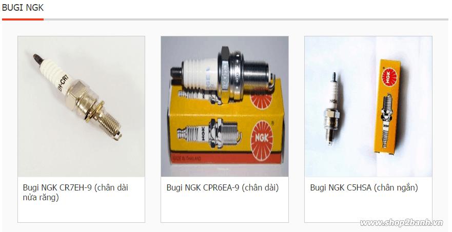 Ý nghĩa thông số bugi ngk và cách lựa chọn phù hợp cho xe máy - 3