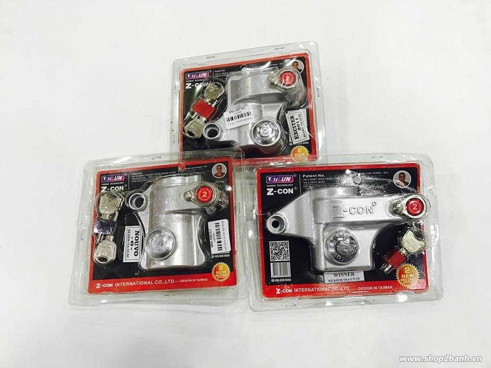 Khóa đĩa chống trộm z-con cho xe nouvo air blade 125 - 1