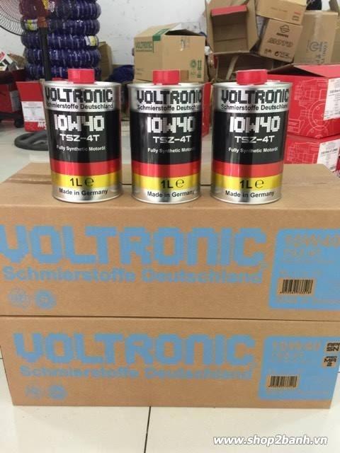 Nhớt voltronic 10w40 tsz-4t - 1