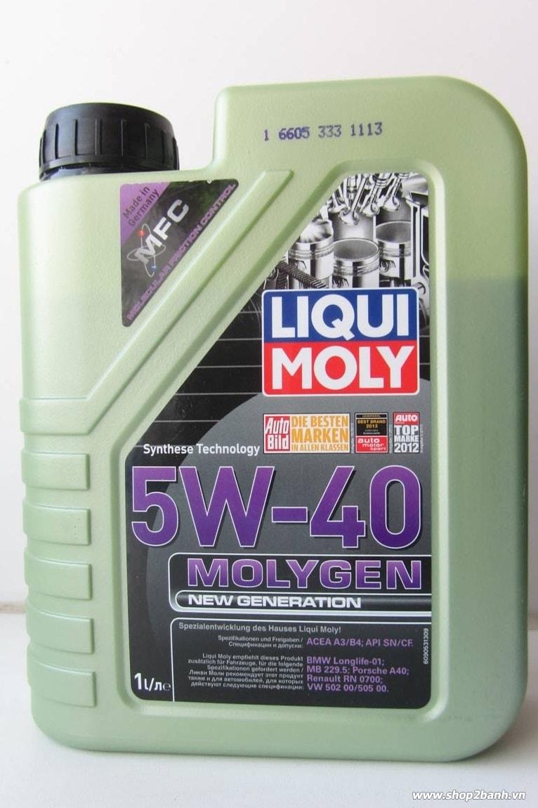 Liqui moly molygen 5w40 - 1