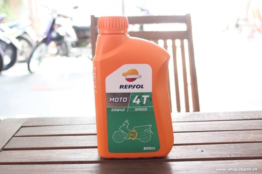 Repsol moto speed 4t 20w40 - 1