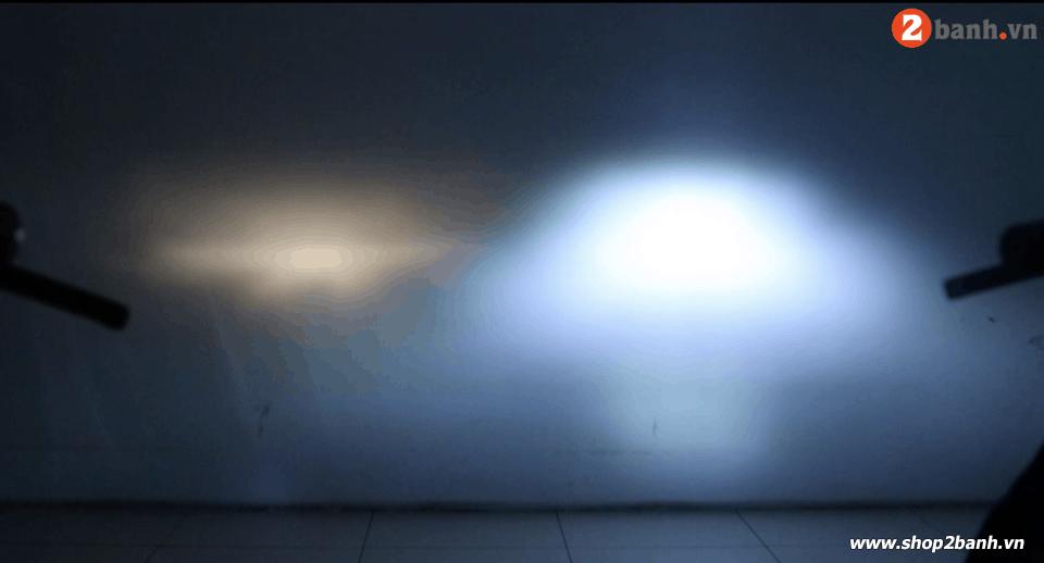 Đèn pha led 2 tầng exciter 135 2011 - 2015 chính hãng zhipat - 6