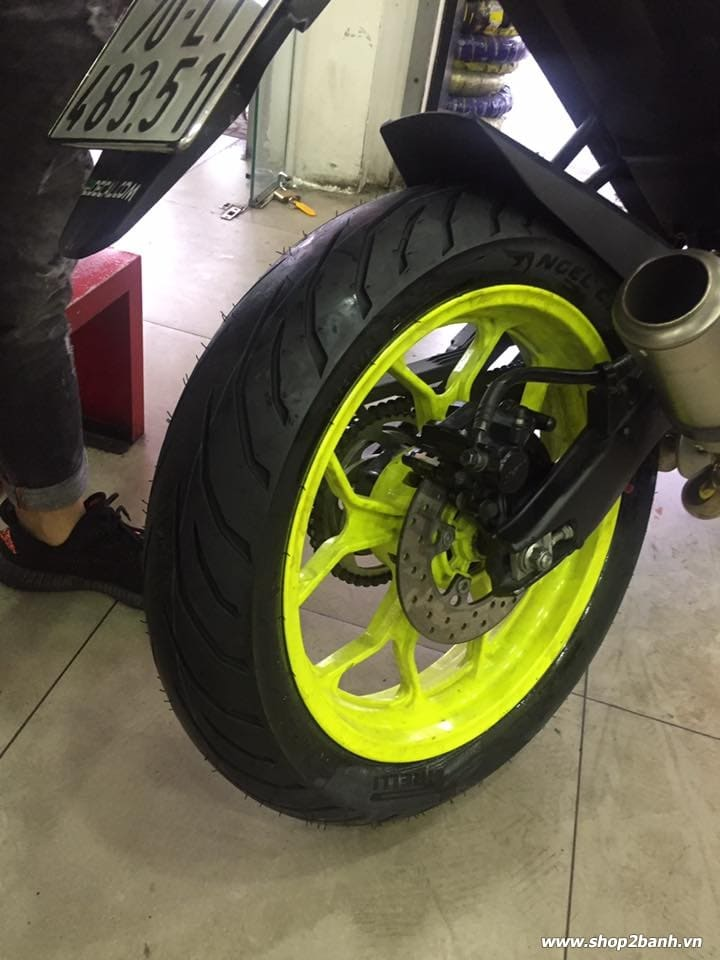 Vỏ pirelli 14070-17 angel city - 3