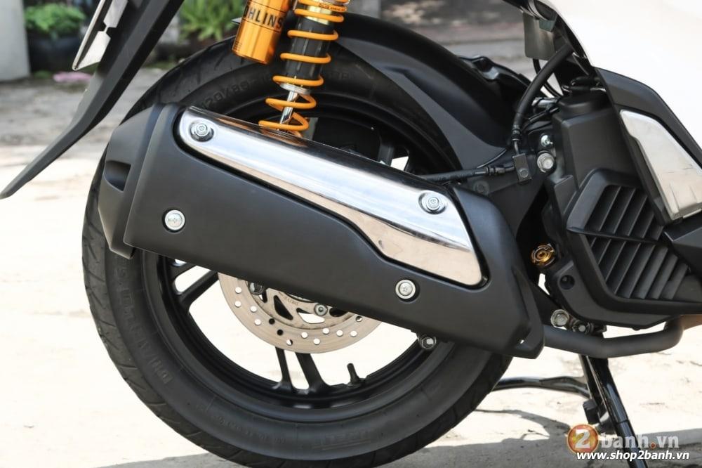 Bộ bodykit sh300i dành cho sh 2017 - 3