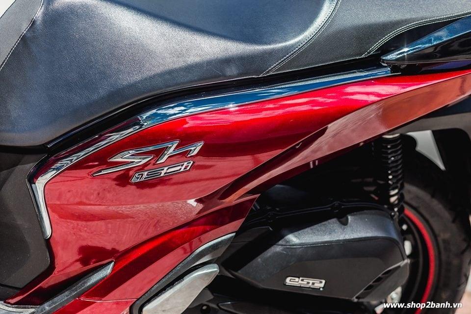 Bộ bodykit sh300i dành cho sh 2017 - 2