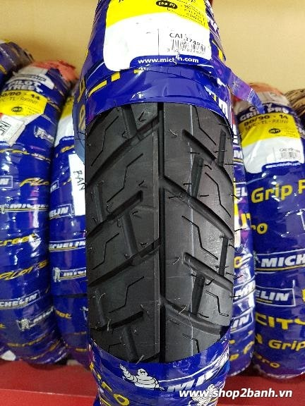 Vỏ michelin city grip pro 8090-14 - 1