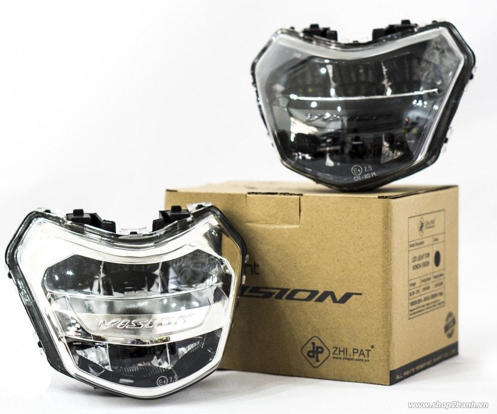 Đèn led 2 tầng cho vision chính hãng zhipat - 1
