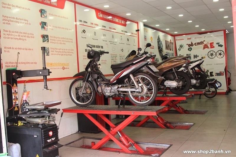 Phụ tùng đồ chơi xe máy quận 7 chất lượng uy tín giá tốt nhất - 5